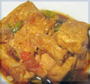 Resep Tahu Kecap Homemade Simpel Sederhana